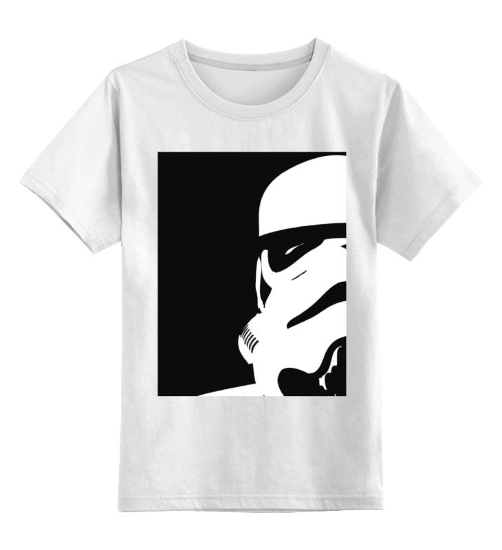 цена на Детская футболка классическая унисекс Printio Штурмовик