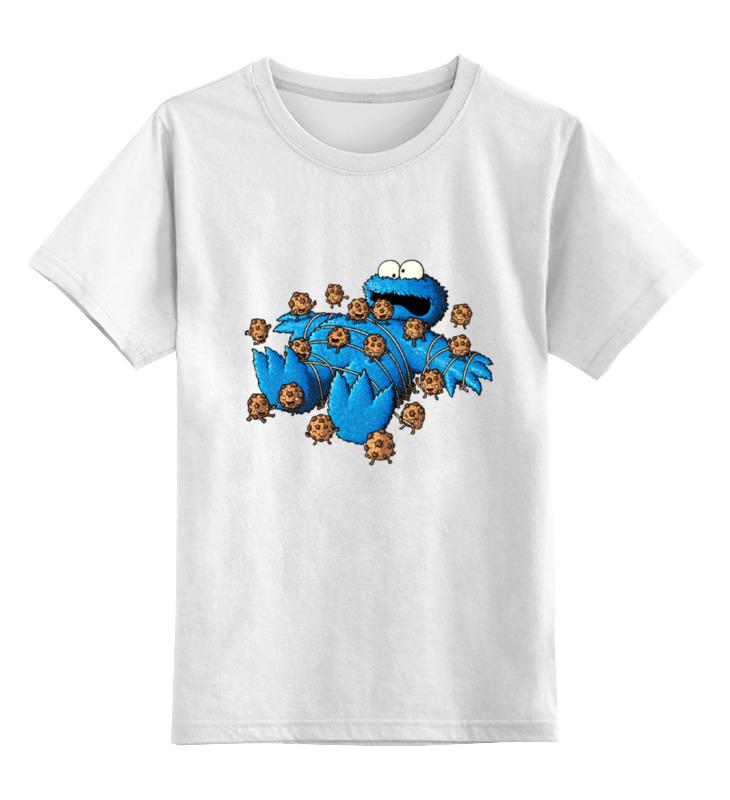 Детская футболка классическая унисекс Printio American cookie