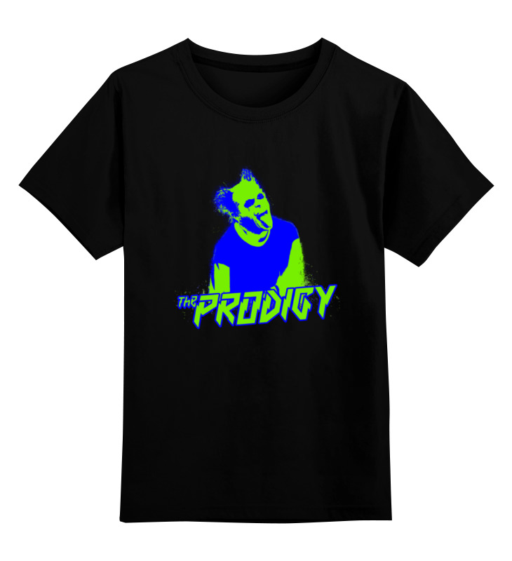 Детская футболка классическая унисекс Printio Prodigy