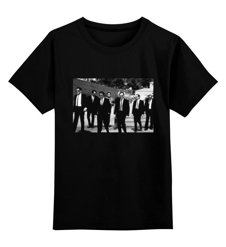 Детская футболка классическая унисекс Printio Reservoir dogs лонгслив printio reservoir dogs