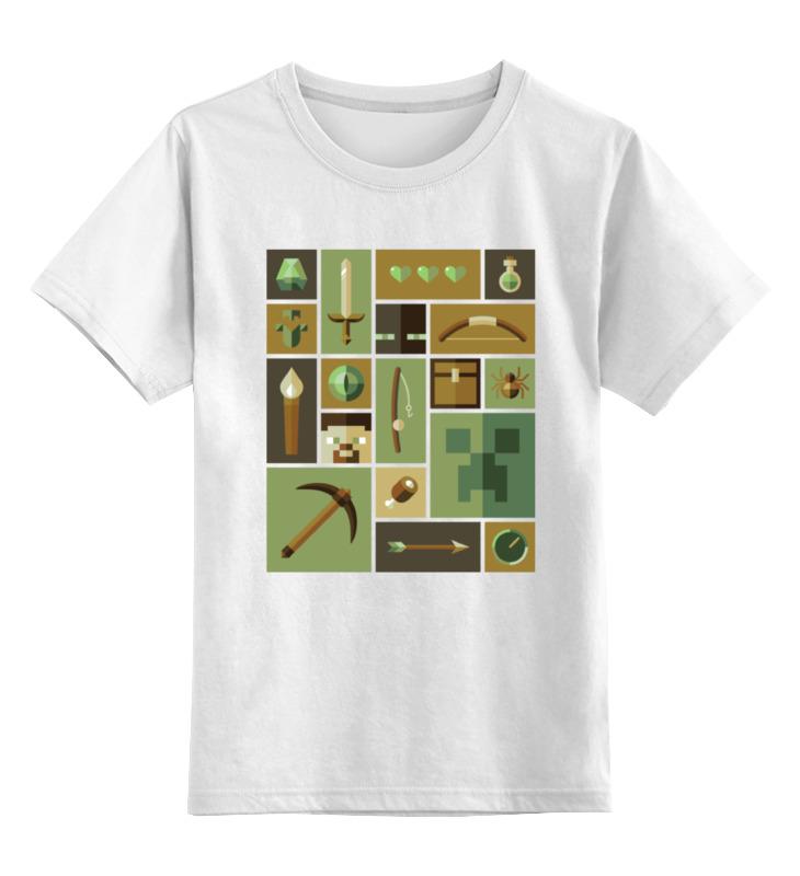 лучшая цена Printio Minecraft explorer