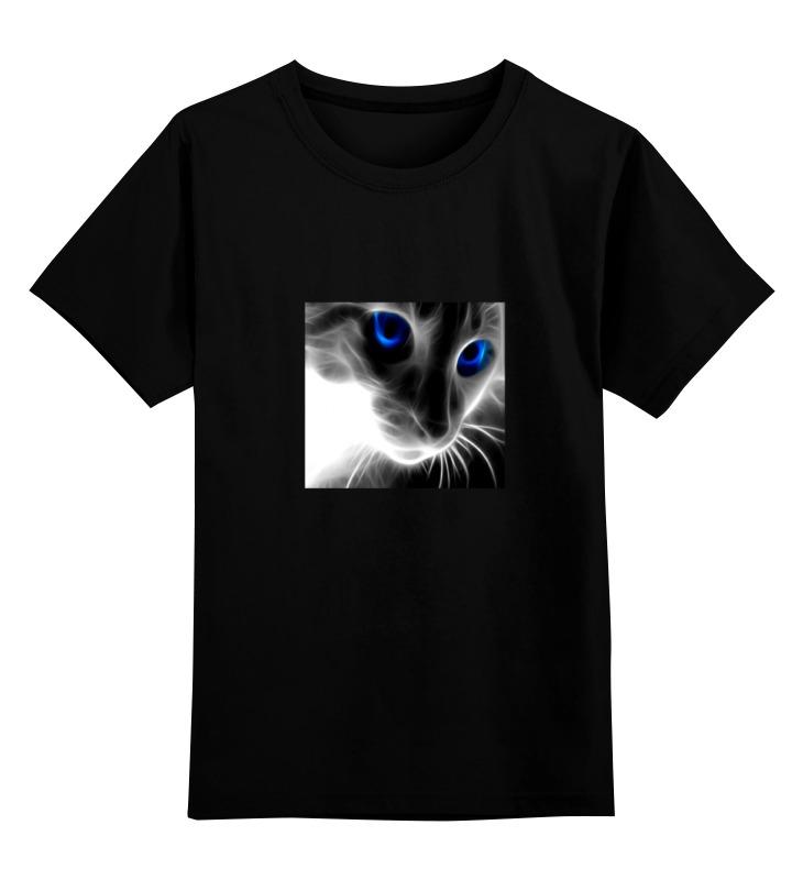 Printio Тема кошки детская футболка классическая унисекс printio дождливый вечер
