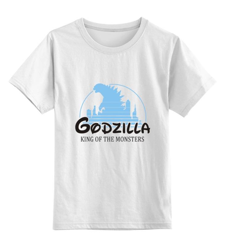 Детская футболка классическая унисекс Printio Disney godzilla disney гирлянда детская на ленте мне 1 год