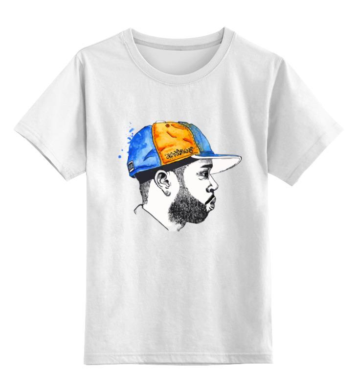 Детская футболка классическая унисекс Printio J dilla (jay dee) футболка русский андеграунд