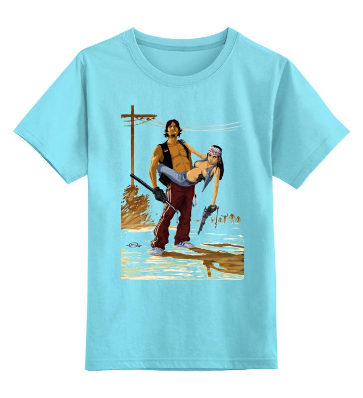 Детская футболка классическая унисекс Printio Machete сабвуфер alphard machete m15d2 sport