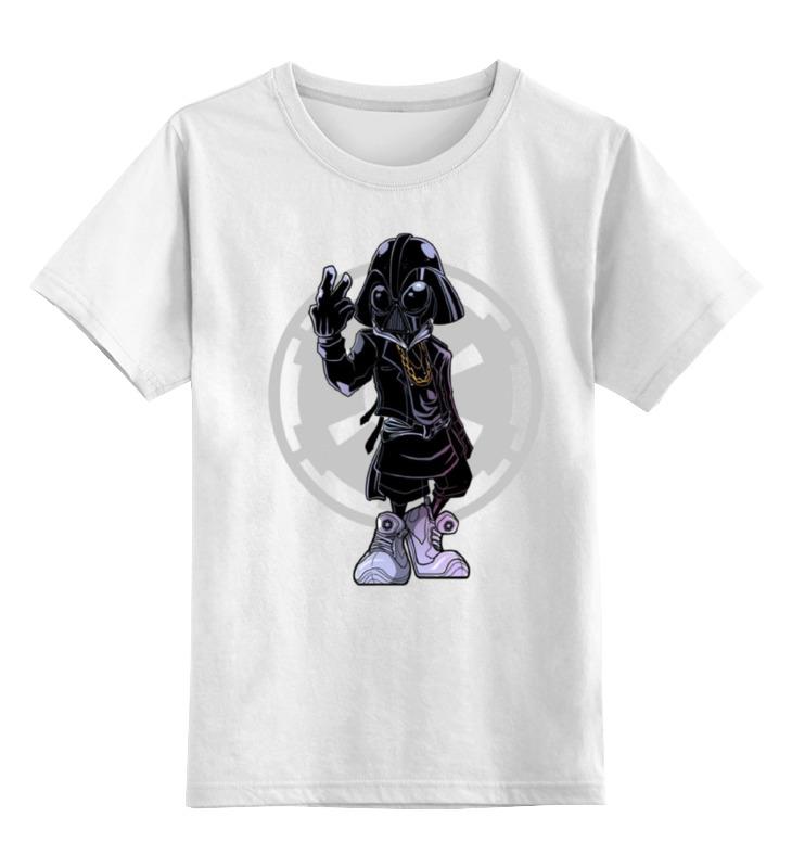 Детская футболка классическая унисекс Printio Swag wars - star wars lepin star wars millennium falcon building blocks