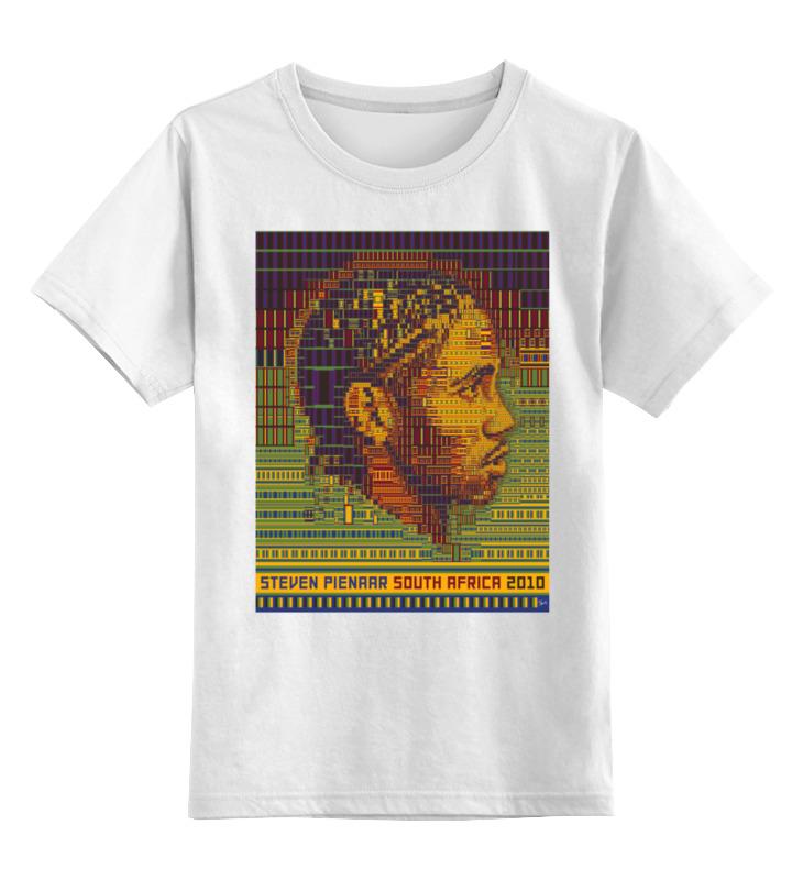 купить Детская футболка классическая унисекс Printio Афро-мама недорого