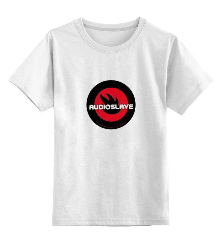 Детская футболка классическая унисекс Printio Audioslave футболка audioslave