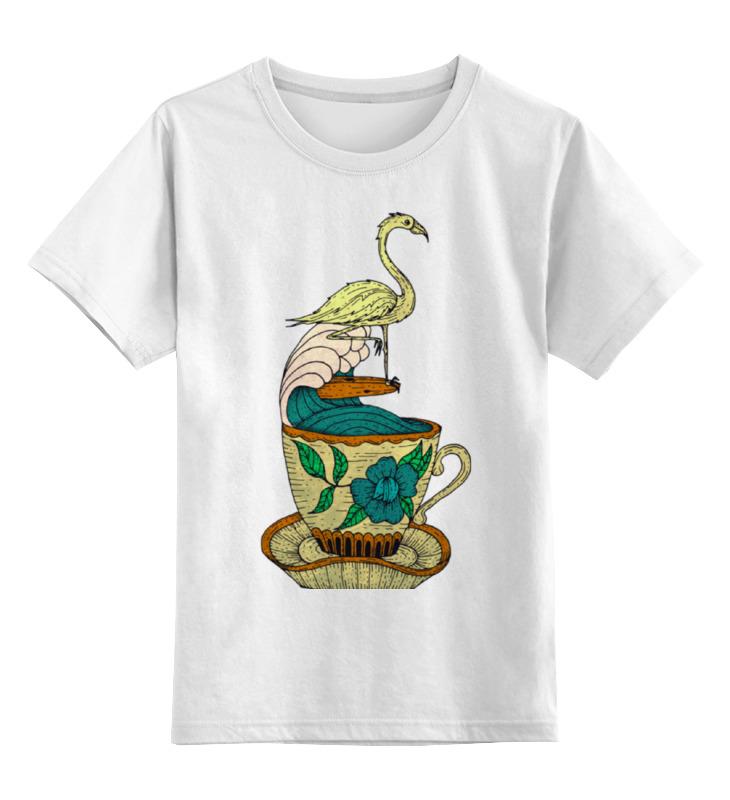Printio Фламинго детская футболка классическая унисекс printio девочка с фламинго
