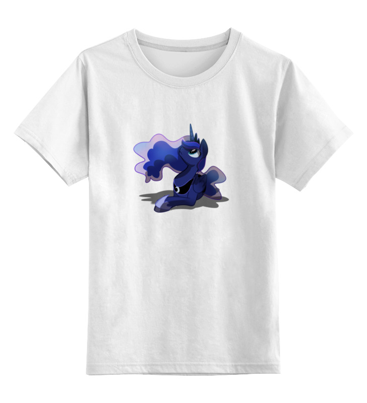 Детская футболка классическая унисекс Printio Luna the princess детская футболка классическая унисекс printio luna the princess