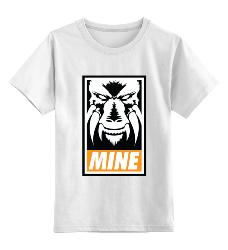Детская футболка классическая унисекс Printio Ларфлиз (оранжевый фонарь) детская футболка классическая унисекс printio fbi agent