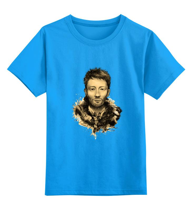 Детская футболка классическая унисекс Printio Radiohead футболка под рубашку