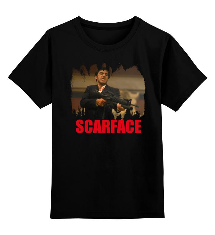 Printio Scarface цена и фото