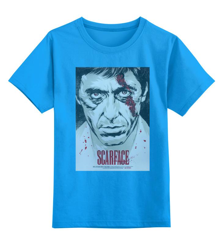 Детская футболка классическая унисекс Printio Al pacino / ал пачино футболка wearcraft premium printio тони монтана лицо со шрамом