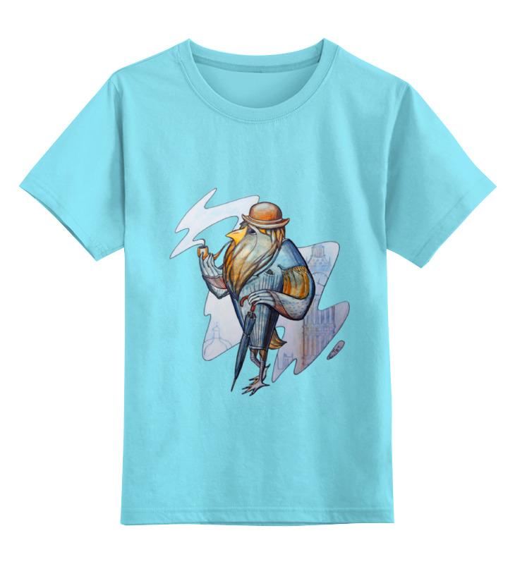 Детская футболка классическая унисекс Printio Лондон анна нетребко лондон