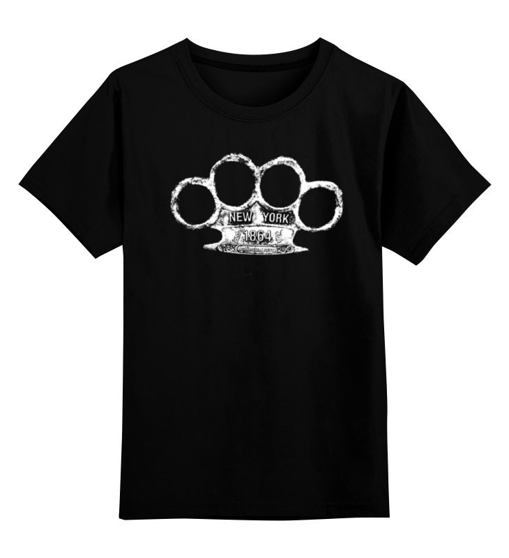 Printio Brass knuckles police футболка wearcraft premium printio brass knuckles police
