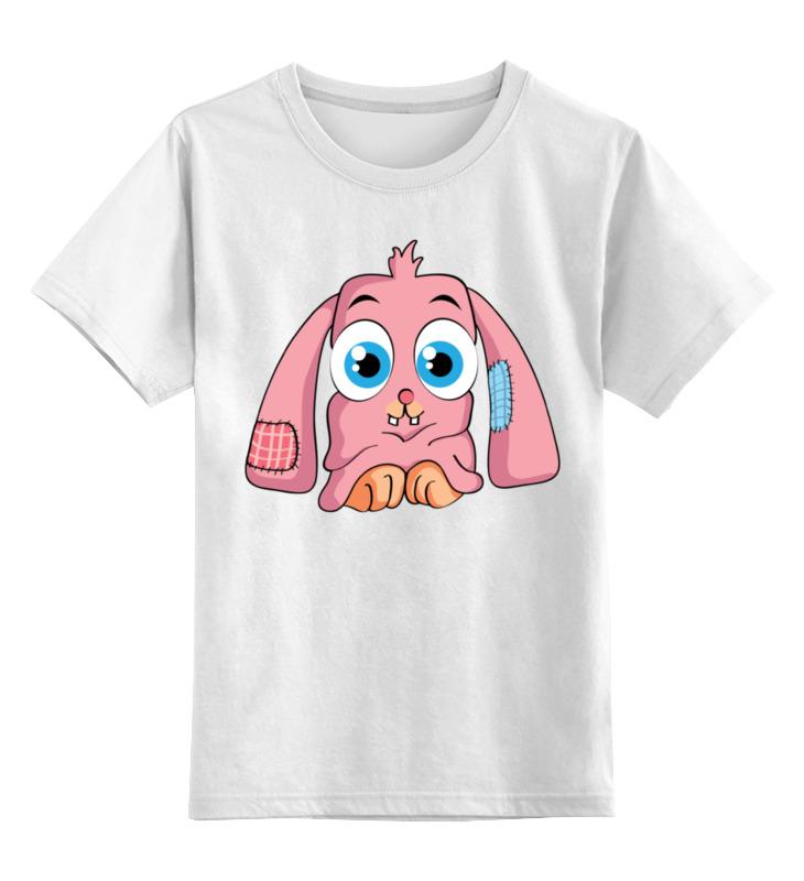 Printio Розовый кролик детская футболка классическая унисекс printio розовый кролик