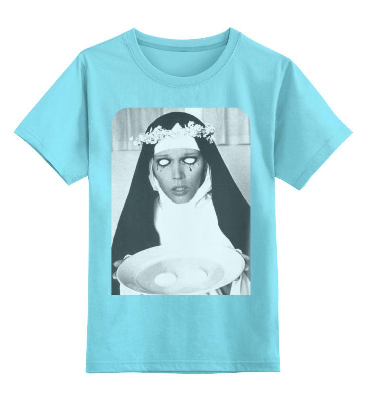 Детская футболка классическая унисекс Printio Surrealistic amanda lear king lear