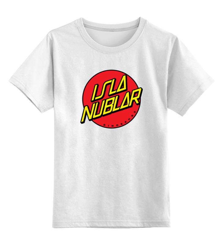Фото - Детская футболка классическая унисекс Printio Исла нублар (парк юрского периода) конструктор nd play автомобильный парк 265 608