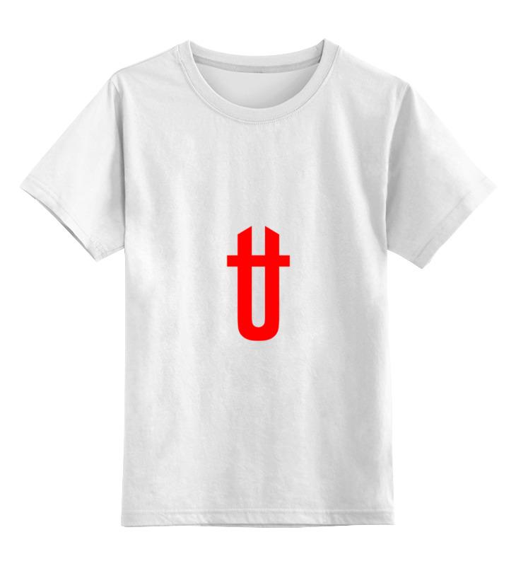 Детская футболка классическая унисекс Printio Велес велес велес шторы с ламбрекеном скарлет