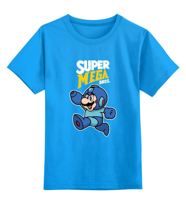 Printio Super mario (mega man) недорого