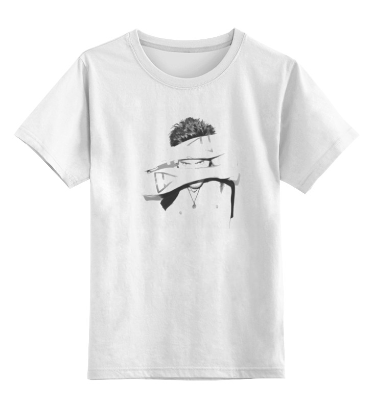 Детская футболка классическая унисекс Printio 30 seconds to mars