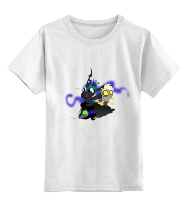 Детская футболка классическая унисекс Printio Evil so cute детская футболка классическая унисекс printio resident evil 6