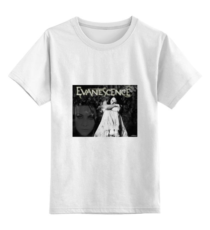 Детская футболка классическая унисекс Printio Evanescence (amy lee) evanescence warsaw