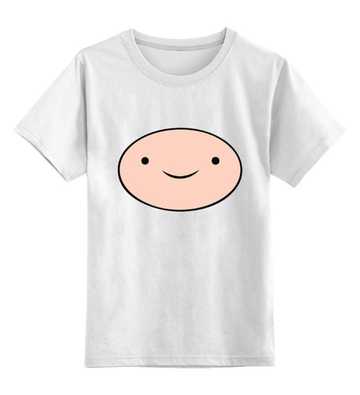 Детская футболка классическая унисекс Printio Adventure time finn / время приключений финн детская футболка классическая унисекс printio время приключений adventure time