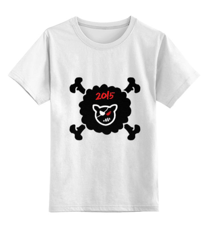 Детская футболка классическая унисекс Printio Be different лонгслив printio be different