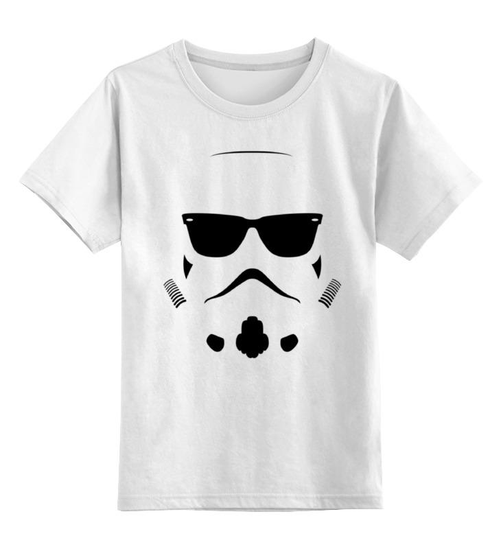 Детская футболка классическая унисекс Printio Штурмовик. звёздные войны детская футболка классическая унисекс printio звёздные войны
