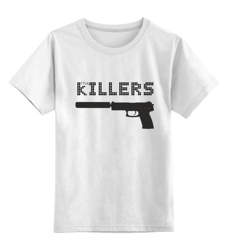 Детская футболка классическая унисекс Printio The killers the killers the killers sawdust