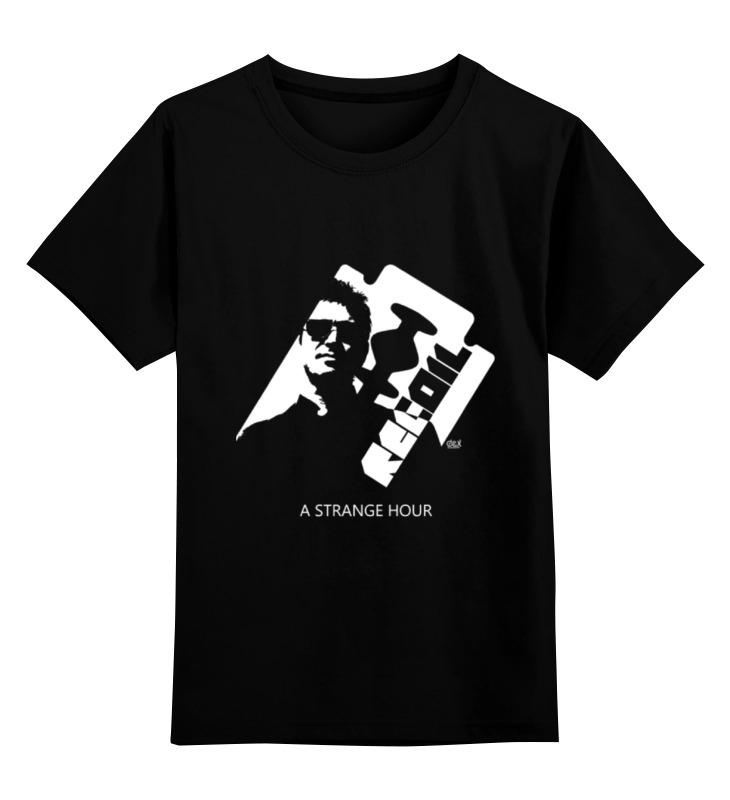 Детская футболка классическая унисекс Printio Recoil
