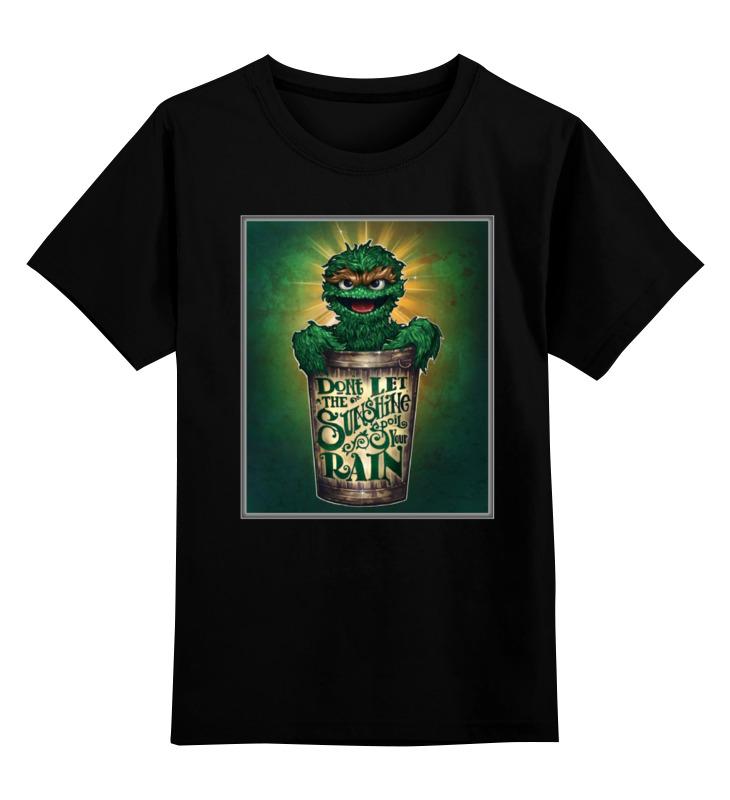 Printio Позитивный монстр детская футболка классическая унисекс printio монстр зомби