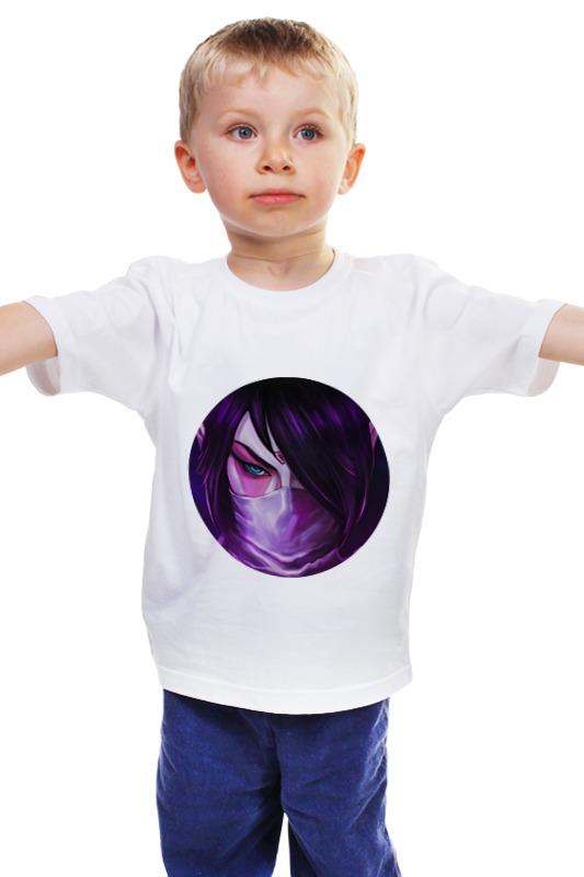 Детская футболка классическая унисекс Printio Dota 2 - templar assassin футболка классическая printio классическая футболка dota 2