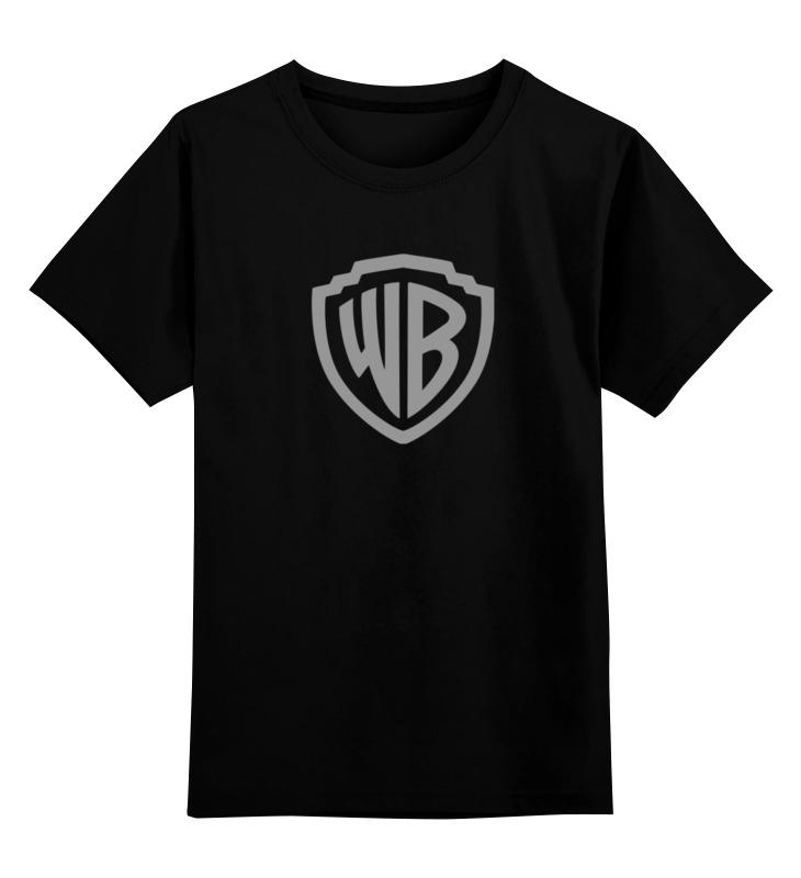 Детская футболка классическая унисекс Printio Warner bros warner bros interactive entertainment batman летопись аркхема arkham origins deathstrocke dlc knighfall pack