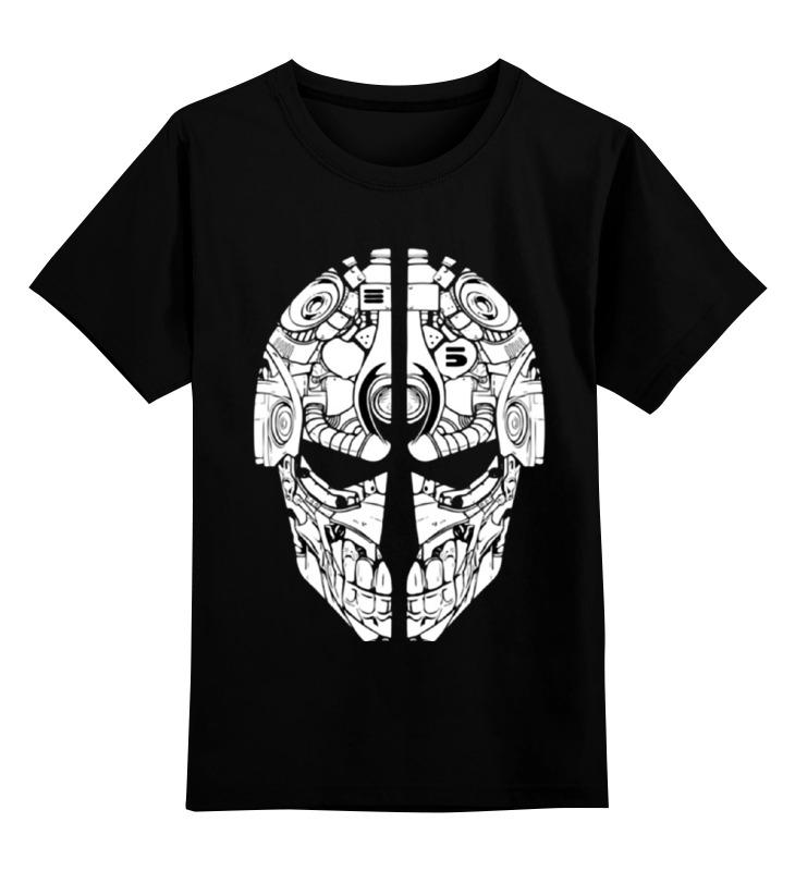 Детская футболка классическая унисекс Printio Dnb name name it® футболка