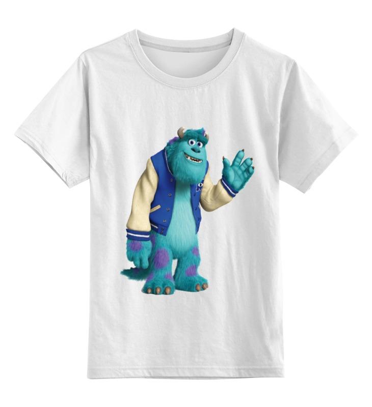 Детская футболка классическая унисекс Printio Monsters university детская футболка классическая унисекс printio мачете