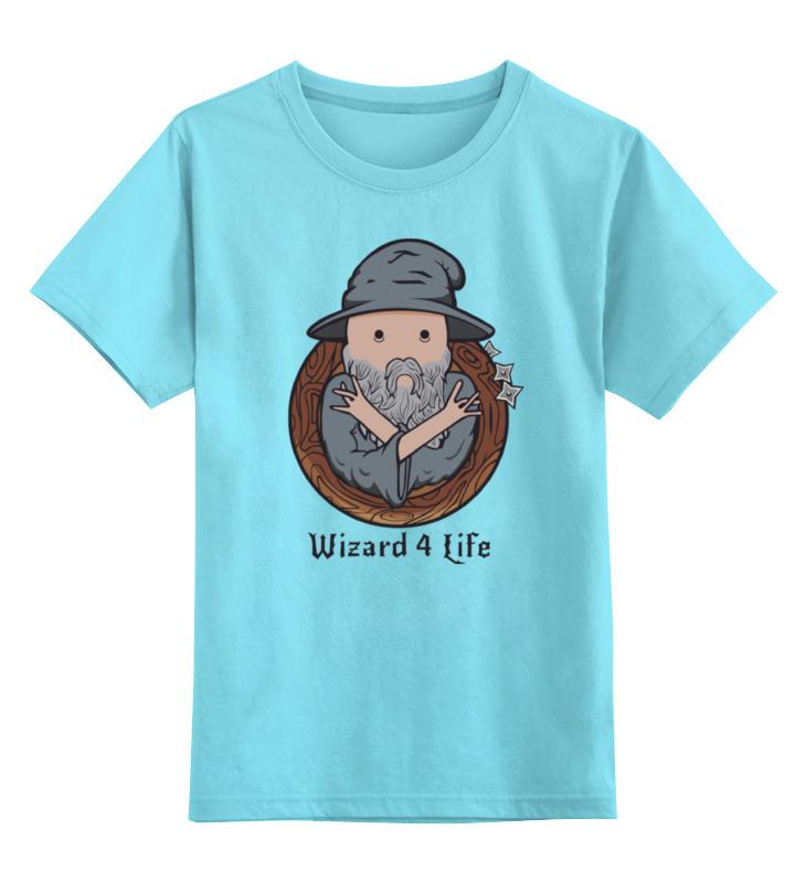Детская футболка классическая унисекс Printio Wizard for life супермаркет] [jingdong юнлей болл 410 проволоки из нержавеющей стали 4 шт 10434