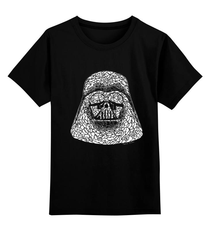 Детская футболка классическая унисекс Printio Darth vader by me детская футболка классическая унисекс printio darth vader