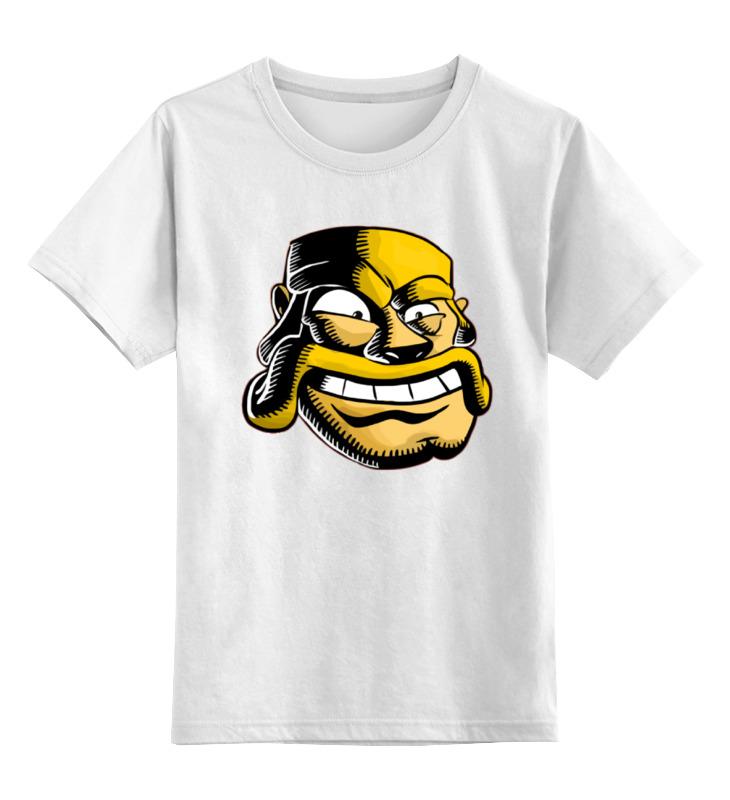Детская футболка классическая унисекс Printio Варвар (столкновение кланов) детская футболка классическая унисекс printio столкновение кланов