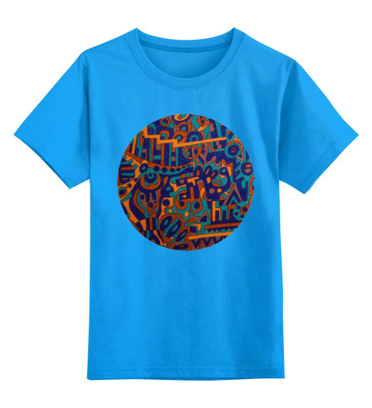 Детская футболка классическая унисекс Printio Y7t6ggjlla11zzz