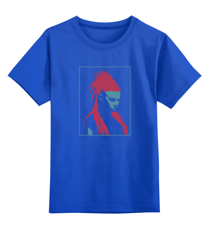 Детская футболка классическая унисекс Printio Die antwoord майка классическая printio die antwoord