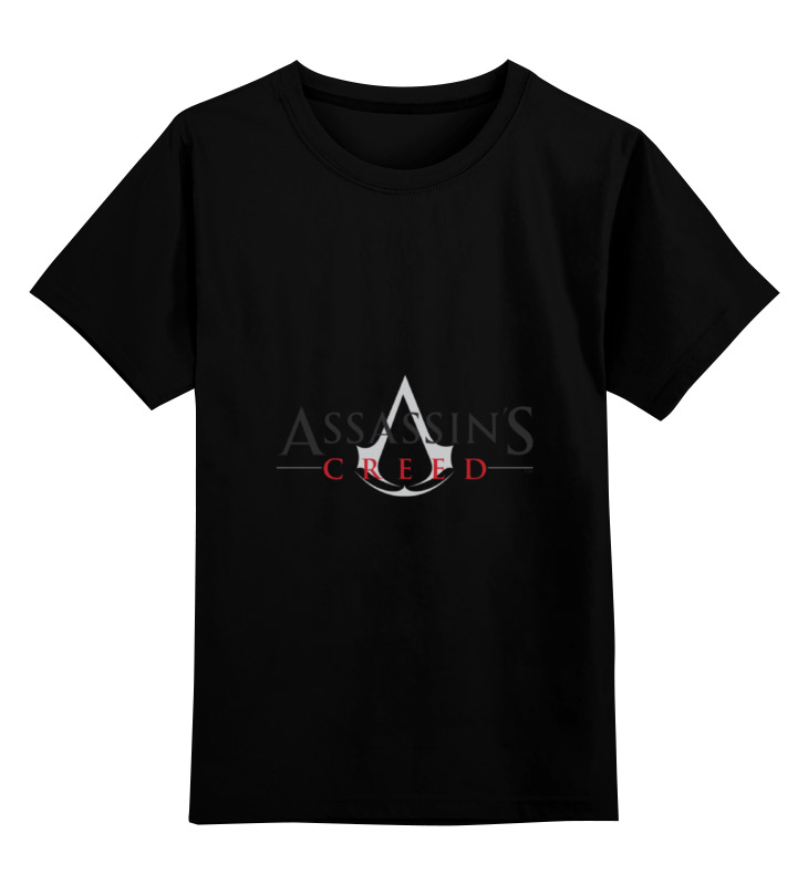Детская футболка классическая унисекс Printio Assassins creed игра для xbox 360 zoo tycoon e2y 00014