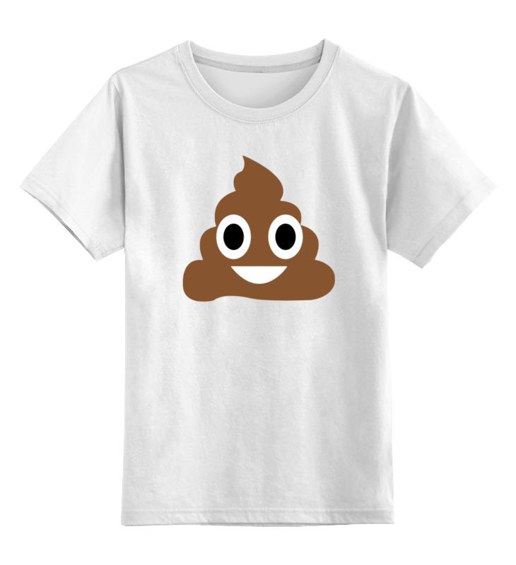 цена на Детская футболка классическая унисекс Printio Какаха