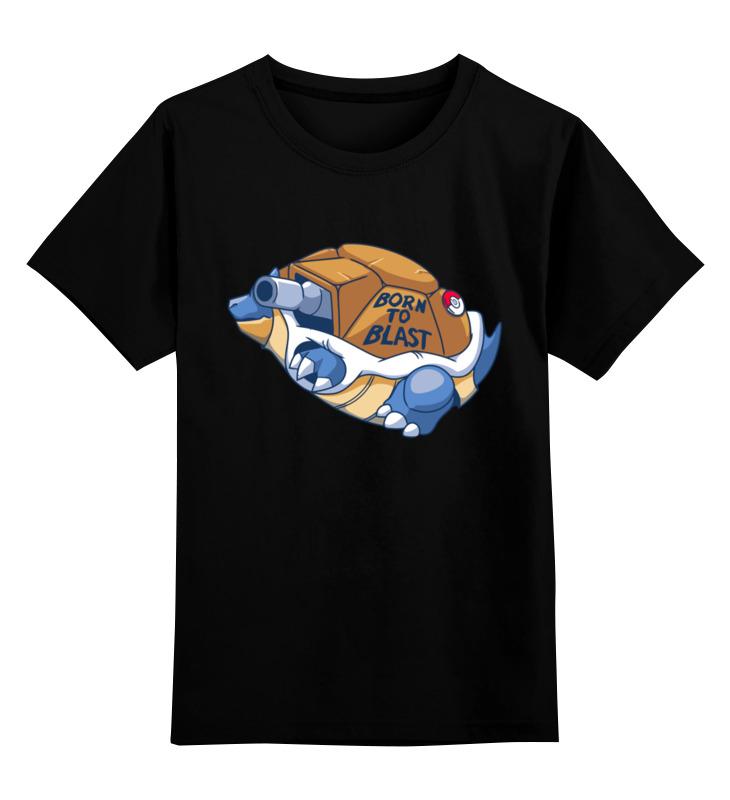 купить Детская футболка классическая унисекс Printio Покемоны по цене 1450 рублей