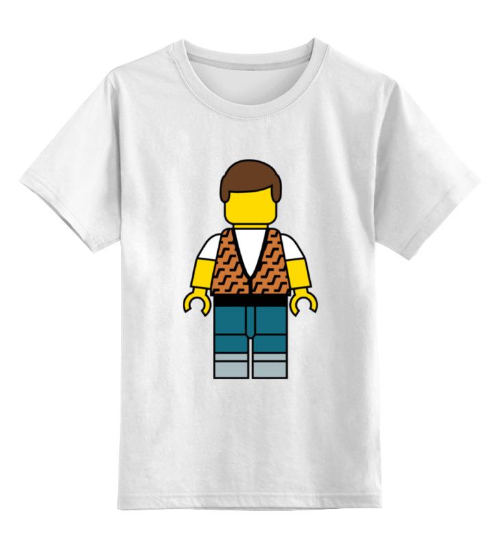 Детская футболка классическая унисекс Printio Феррис бьюллер