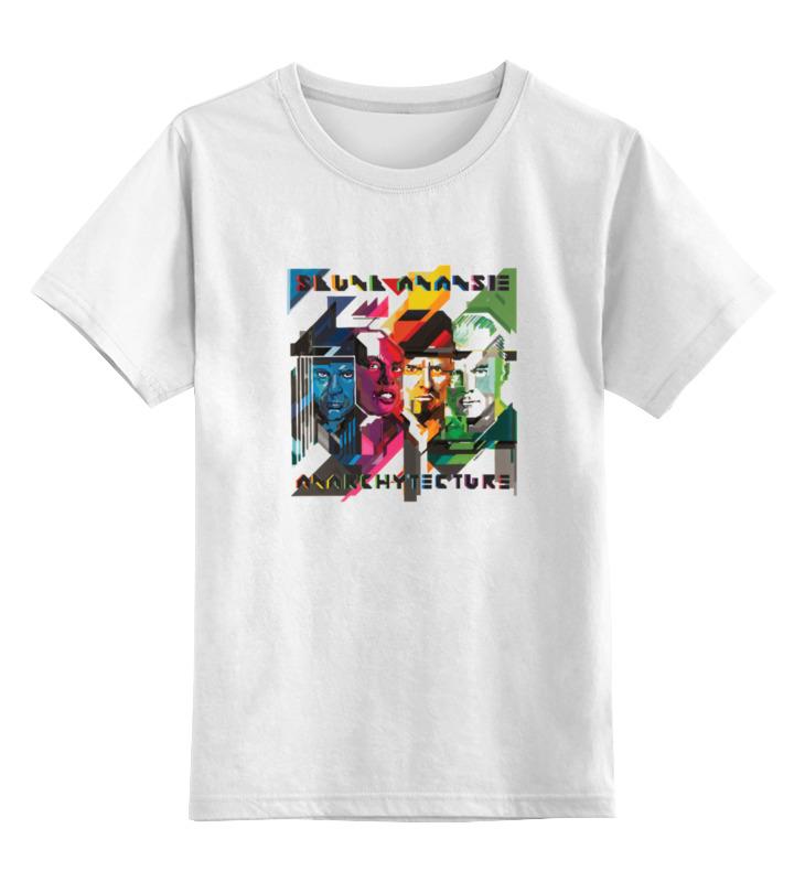 Детская футболка классическая унисекс Printio Skunk anansie