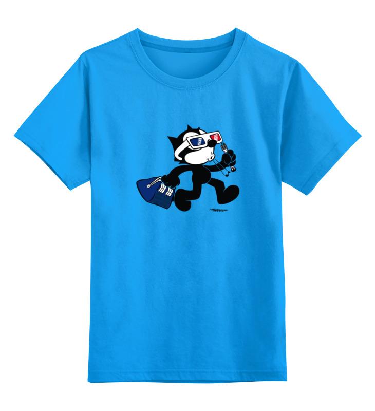 Детская футболка классическая унисекс Printio Felix time lord детская футболка классическая унисекс printio time lord doctor who