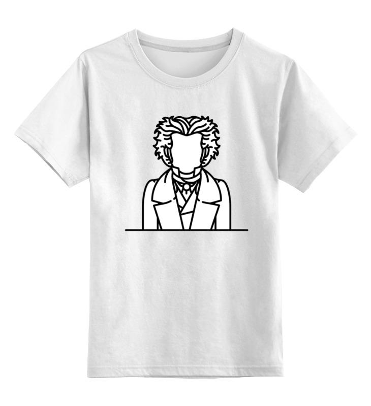 Детская футболка классическая унисекс Printio Суини тодд худи print bar суини тодд